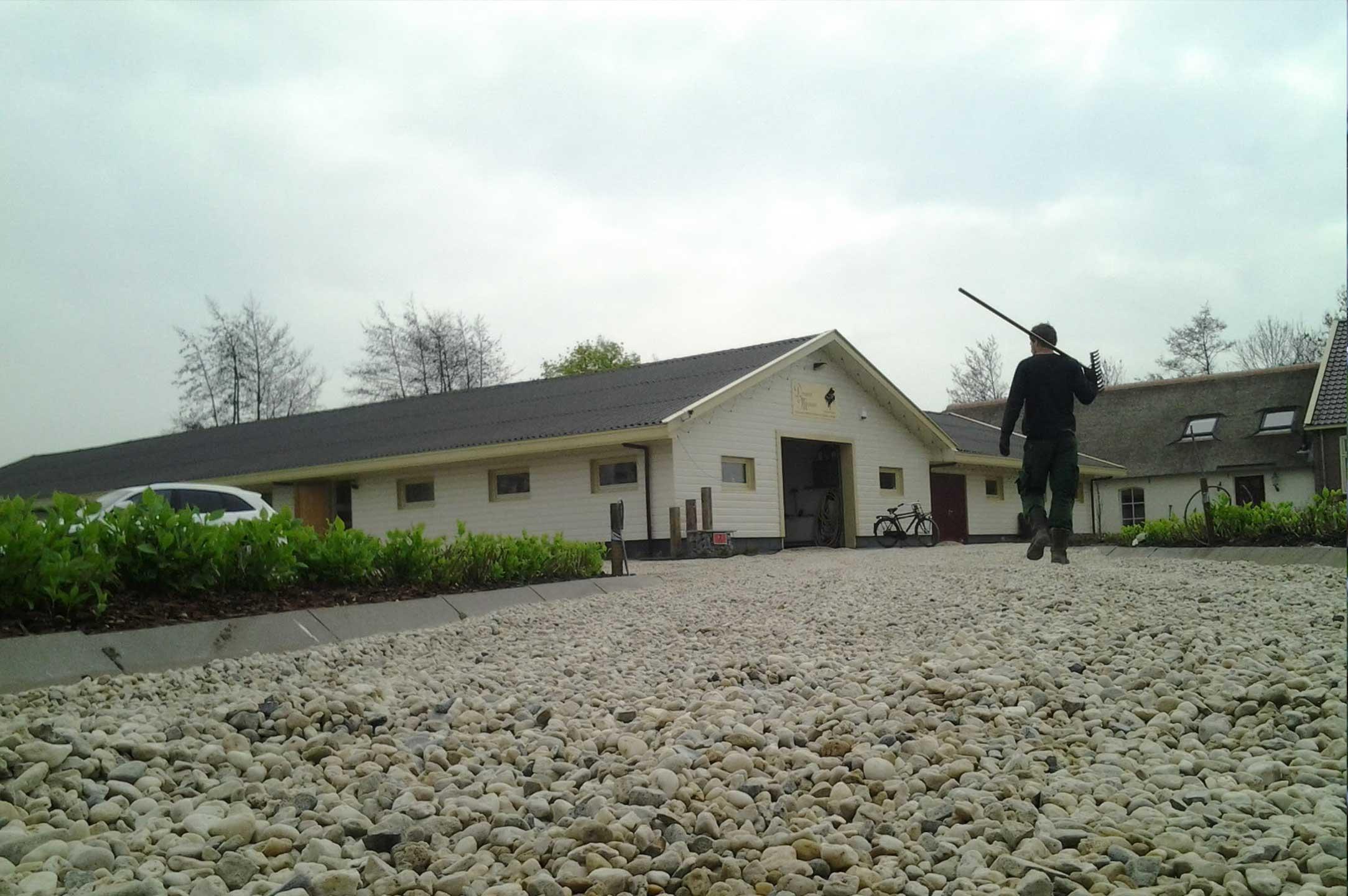 Vos Hoveniers - Project Woerdense Verlaat